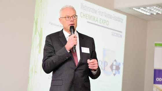 Bengt Malmberg, dyrektor Sustainable Business HUB Malmö   /fot.: mab /