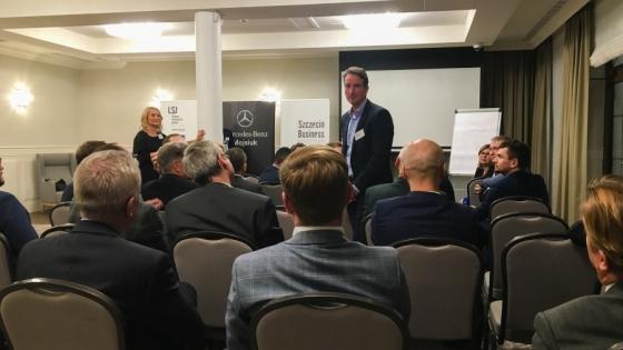 Spotkanie Szczecin Business Executives  /fot.: mat. LSJ HR Group /
