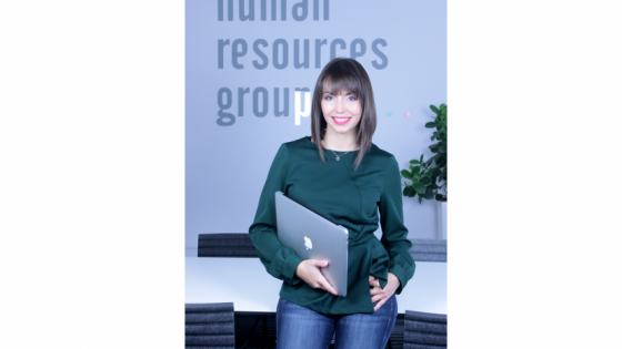 Michalina Karwan,project manager LSJ HR Group /fot.: Mat. LSJ HR Group /