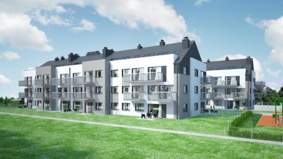 Osiedle Sympatyczne to projekt spółki Master House w Warzymicach /fot.: Master House /
