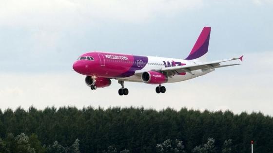 Samoloty linii Wizz Air z pasażerami z Ukrainy będą od lipca lądować w Goleniowie /fot.: Wizz Air /
