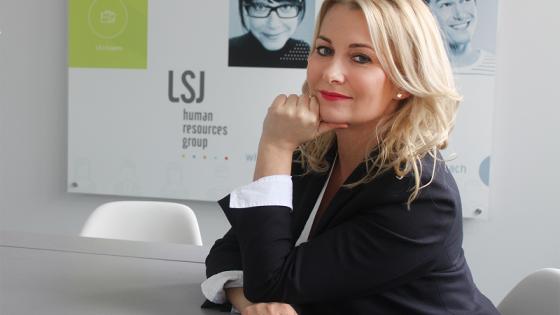 Katarzyna Opiekulska, dyrektor zarządzająca LSJ HR Group /fot.: Mat. LSJ HR Group /