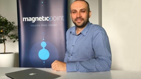 Paweł Dziennik, współwłaściciel Magnetic Point /fot.: Magnetic Point /