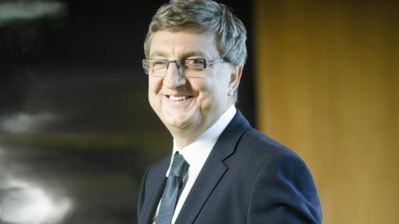 Jan Chadam, prezes Polskiego LNG S.A. /fot.: mat. prasowe Gaz-System /