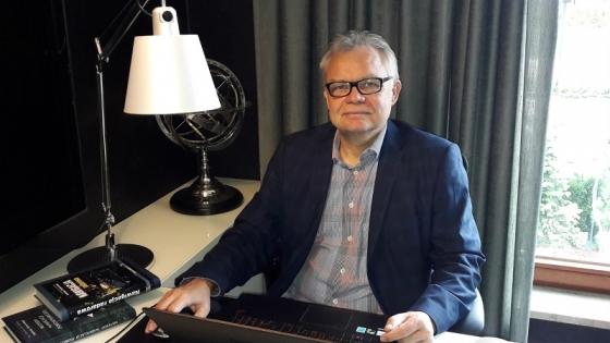 Prof. Andrzej Stateczny, założyciel i prezes Marine Technology /fot.: Mat. Technopark Pomerania /