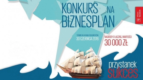 Konkurs na biznesplan Przystanek Sukces - biznes w Szczecinie się opłaca trwa do 30 czerwca /fot.: mat. prasowe /