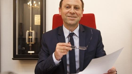 Prof. Jacek Wróbel, rektor Zachodniopomorskiego Uniwersytetu Technologicznego w Szczecinie