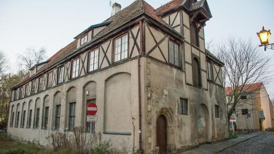 Budynek Starej Stajni w Szczecinie /fot.: ata /
