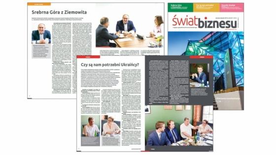 Świat Biznesu nr 6-7/2019