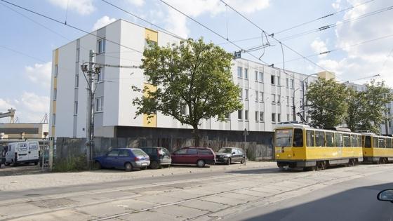 Hotel Vulcan mieści się przy ul. Druckiego-Lubeckiego w Szczecine /fot.: ak /