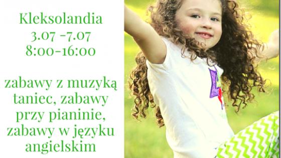 Kleksolandia zaczyna się już 3 lipca /fot.: Mat. Stara Rzeźnia /