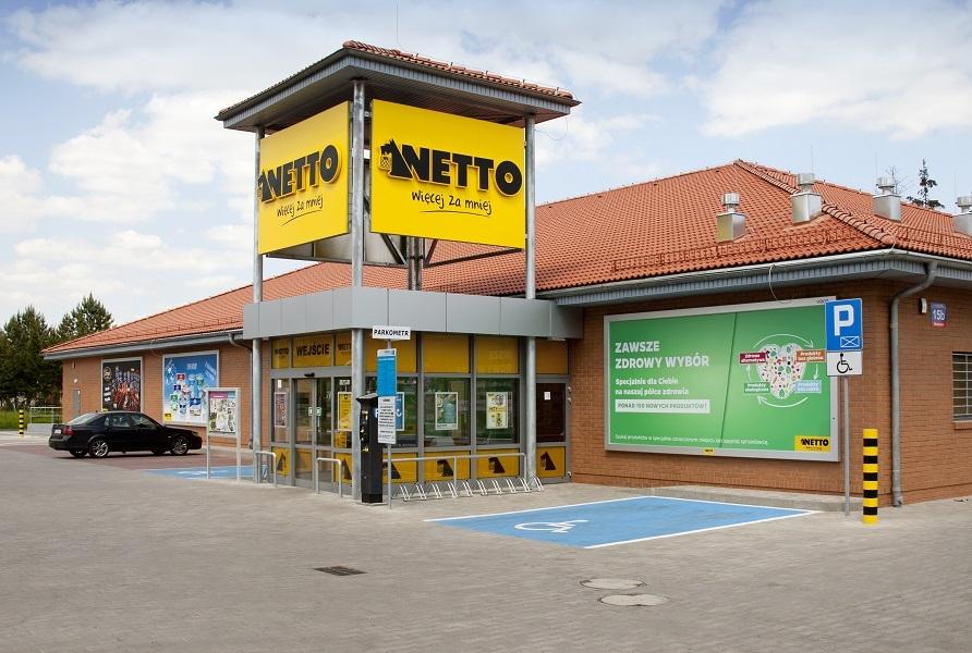 949f015bf3b78 Sklep sieci Netto w Morzyczynie  fot.  Mat. Netto Polska